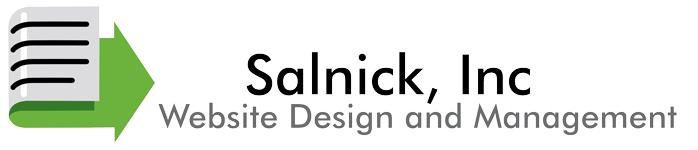 Salnick Web Design and site Management